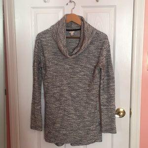 Merona sweater dress. Grey.